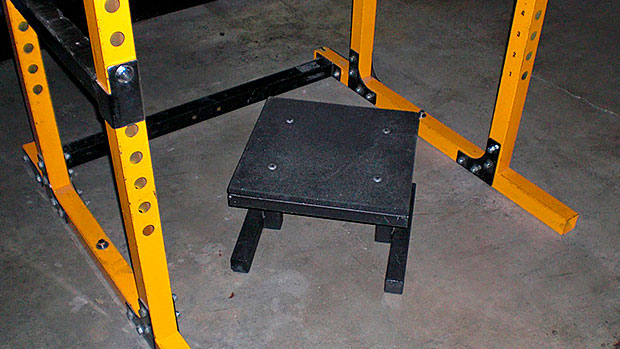 Box and power rack