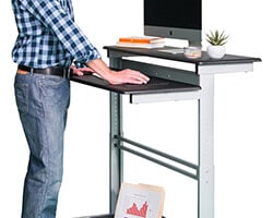 Fixed Height Standing Desks