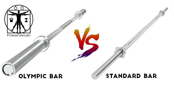 Olympic Barbell vs Standard Barbell