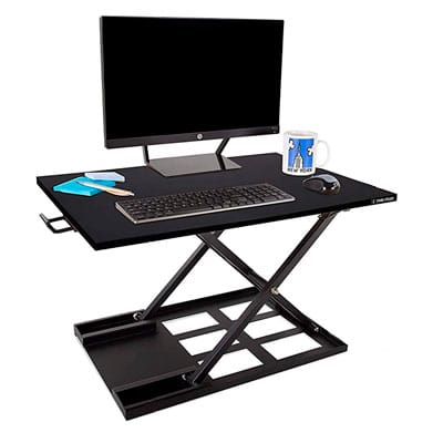 Stand Steady Standing Desk X Elite Pro