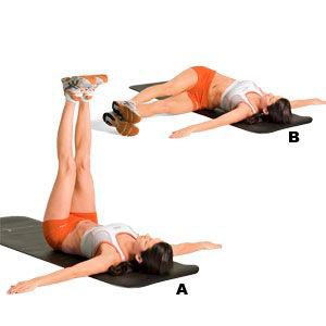 Windmill Exercise Abs