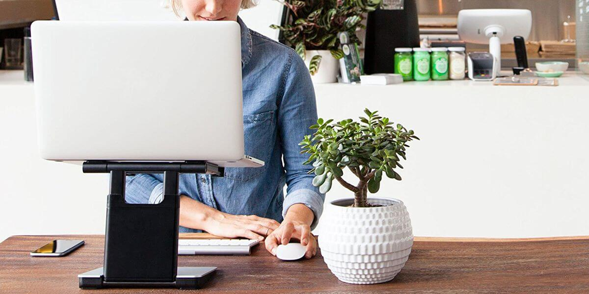 how laptop stand Improves Ergonomics