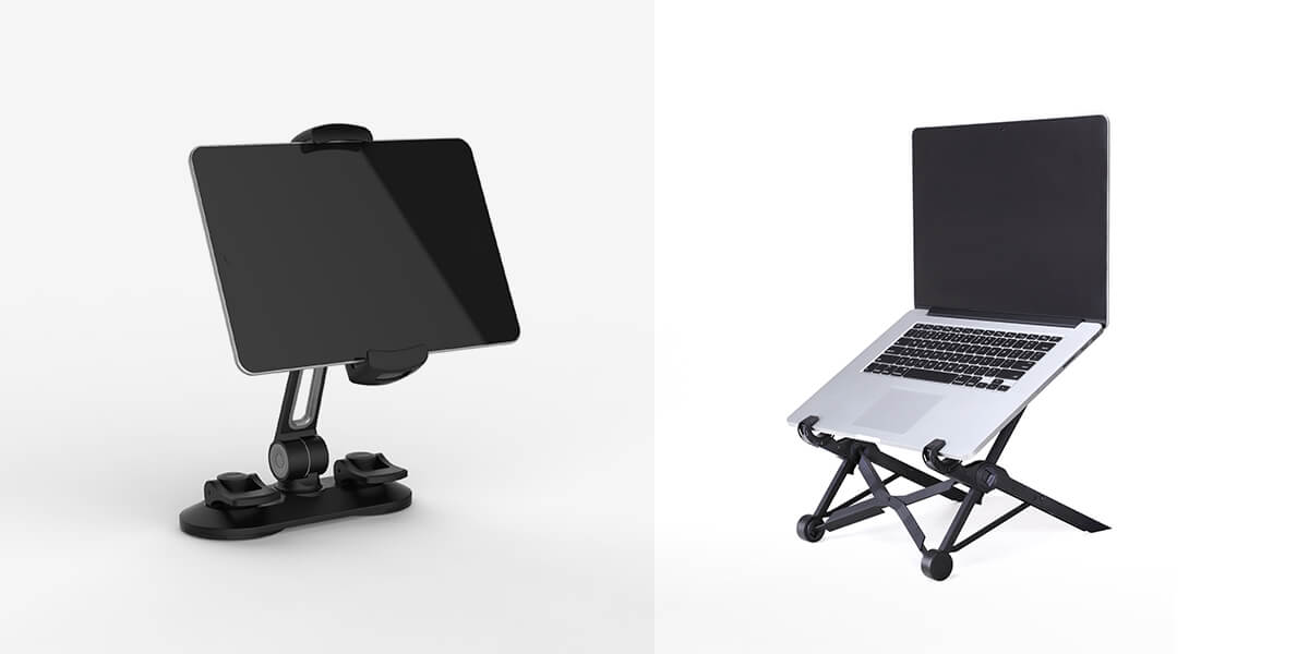 Foldable And Portable Laptop Stands