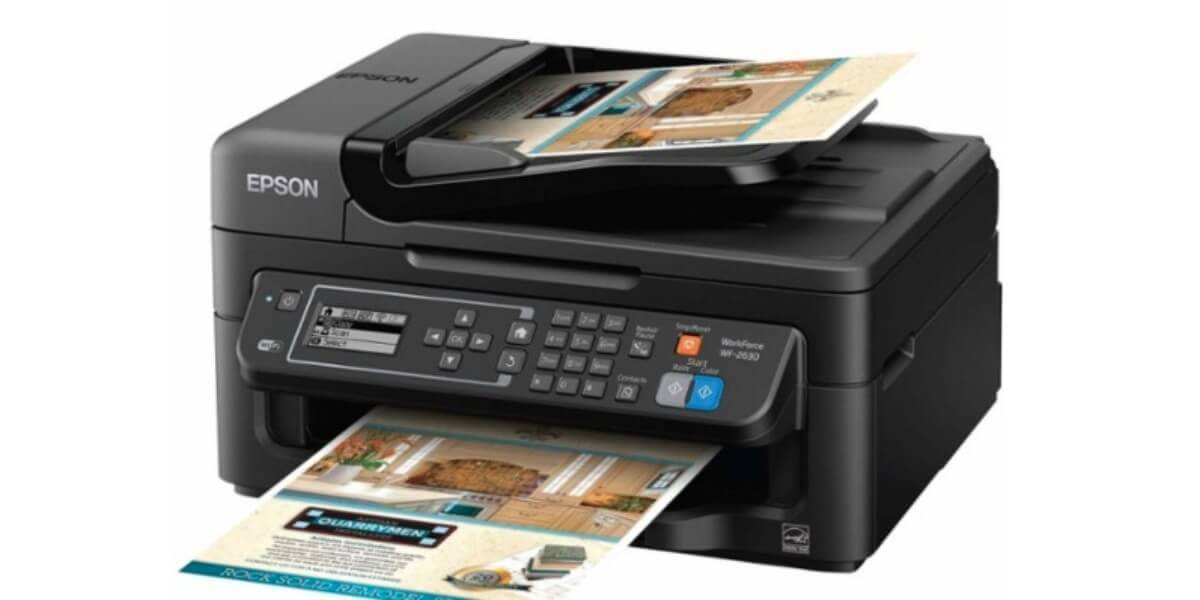 All in on printer for home office