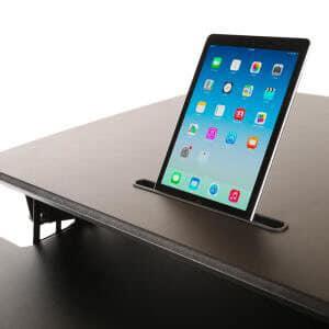 Standing desk converter ipad depot