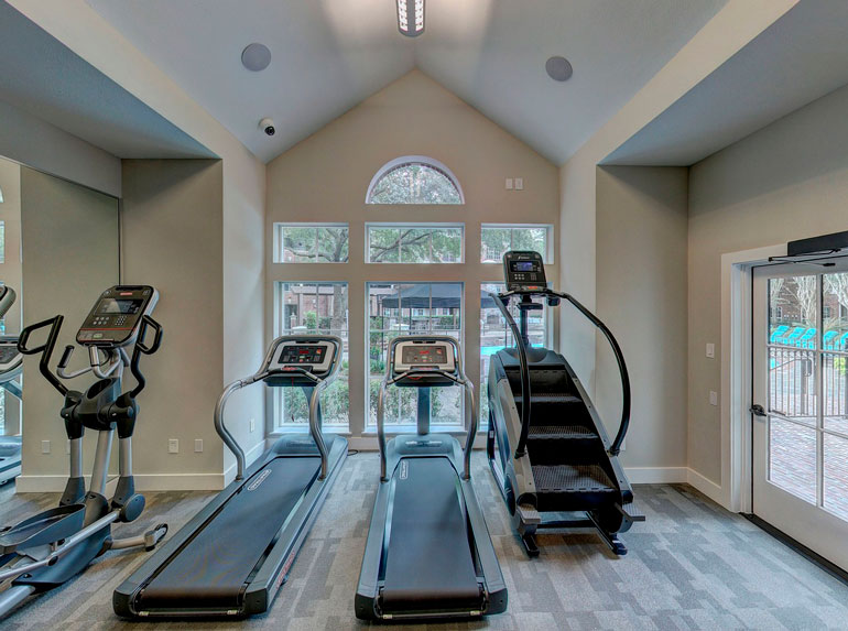 treadmills at home gym